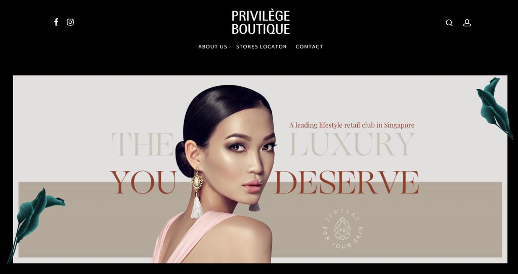 Privilege Boutique