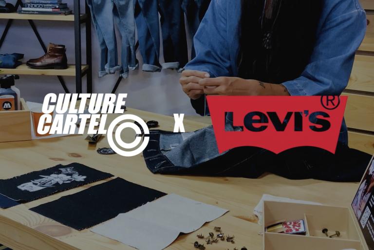 Culture Cartel x Levi's